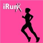 I Run (Pink Ribbon)