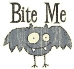 Bite Me Bat Design