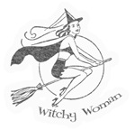 Vintage Witchy Woman