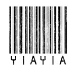 YiaYia Barcode
