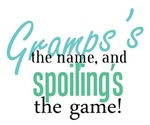 Gramps's the Name!