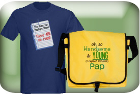 Pap and PapPap Gifts And T-Shirts