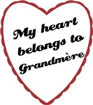 My Heart Belongs to Grandmere