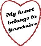 My Heart Belongs to Grandmere