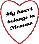 My Heart Belongs to Memaw