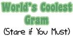World's Coolest Gram