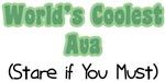 World's Coolest Ava