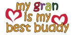 Gran is My Best Buddy