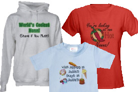 Nonna Gifts and T-Shirts