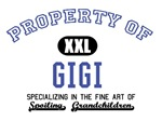 Property of Gigi