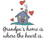 Grandpa's Home is Where the Heart Is