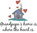 Grandpapa's Home is Where the Heart Is