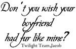 Twilight Fur Like Jacob