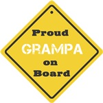 Proud Grampa on Board
