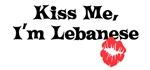Kiss me, I'm Lebanese