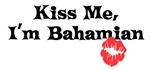 Kiss me, I'm Bahamian