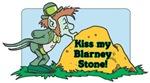 Kiss my Blarney Stone!