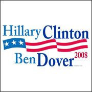 Hillary Clinton Ben Dover 2008