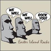 Easter Island Rocks