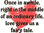 Fairytale Wedding Gifts & T-Shirts.