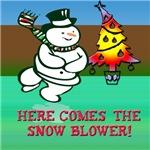 Funny Christmas Cards & Apparel!