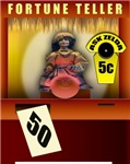 50th Birthday Cards, Buttons & Gifts.