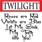 Twilight Gifts, T-Shirts, Winter Apparel!
