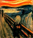 16th Birthday Gifts, The Scream!