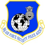 HQ Air Force Security Police Agency