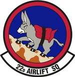 22d Airlift Squadron