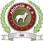 Adopted By Jindo