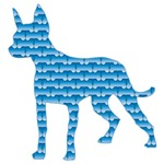 Blue Bone Mexican Hairless Dog