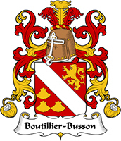 Last Names From Boutillier to Busson