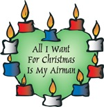 All I Want for Christmas is My Airman