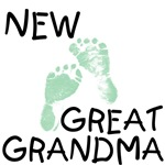 New Great Grandma - Green