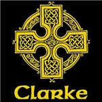 Clarke Celtic Cross (Gold)