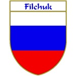 Filchuk Russian Flag Shield