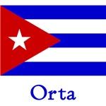 Orta Cuban Flag