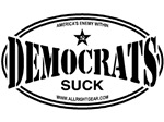 Democrats Suck Oval