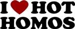 I Heart Hot Homos