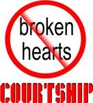COURTSHIP (no broken hearts)