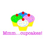 Mmm...cupcakes!