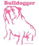 Bulldogger Logo Pink