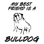 Best Friend Bulldog