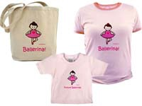 Ballerina T-shirts & Gifts