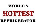 Hot Refrigerator Magnet