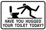 Toilet Hugger