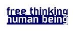 Free Thinking Human Being