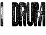I Drum Drummer Band T-shirts & Gifts