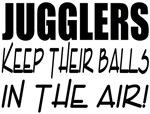 Jugglers...